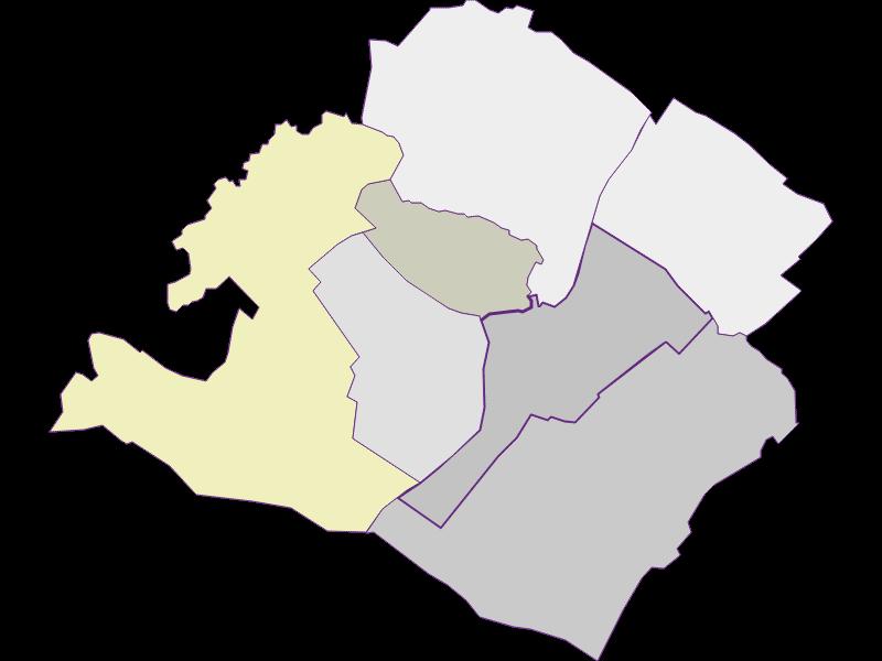 Farmers (comparison to federal state) in Gattendorf