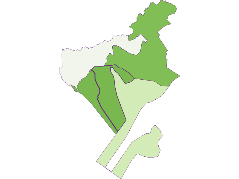 Заселенность в Jois