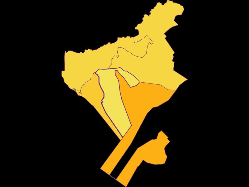 Плотность населения в Jois