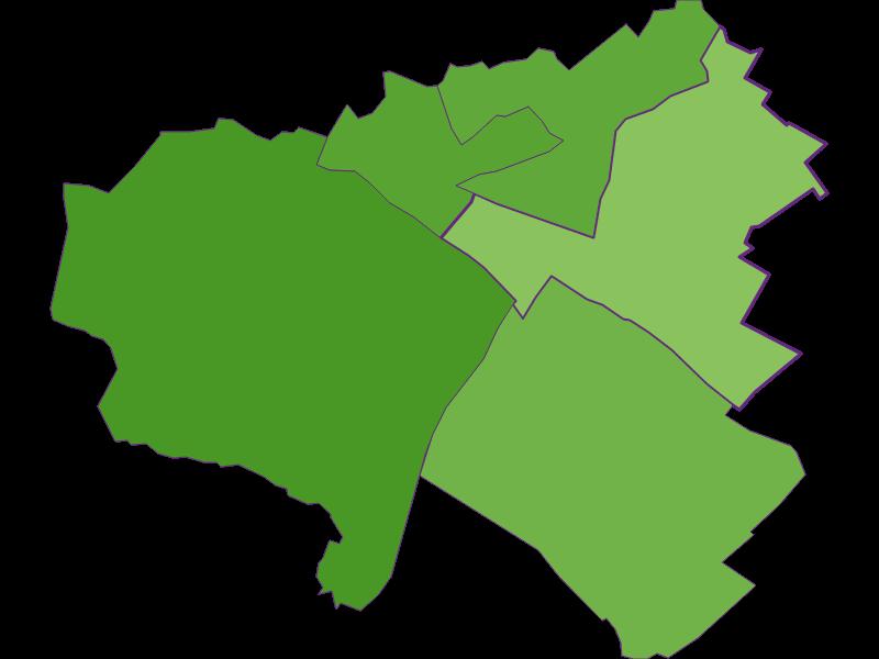 Заселенность в Kittsee