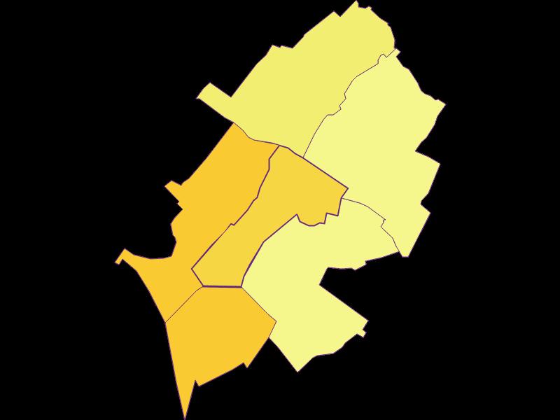 Population density in Mönchhof