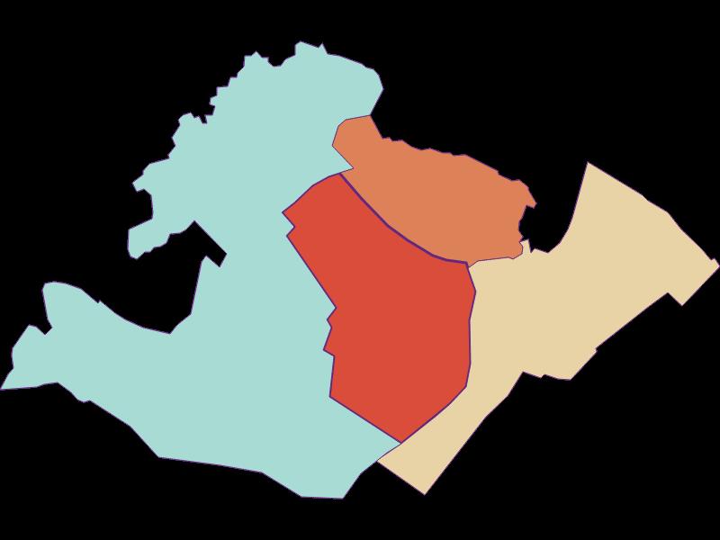 Population development since 1869 in Neudorf