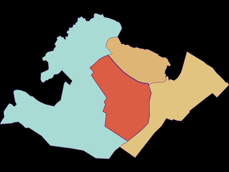 Population development since 1900 in Neudorf