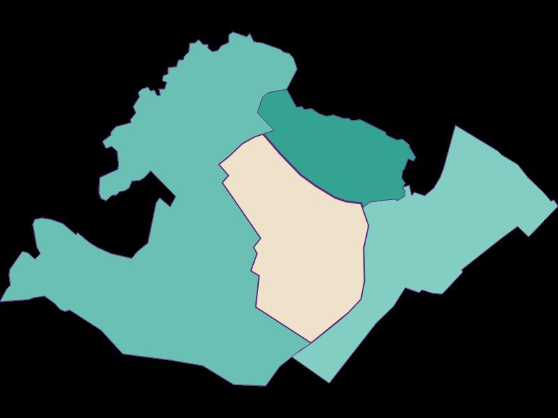 Population development since 2011 in Neudorf