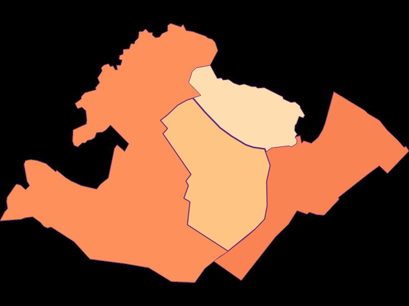 Household size in Neudorf