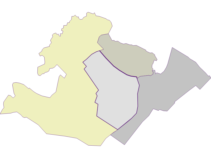 Farmers (comparison to federal state) in Neudorf