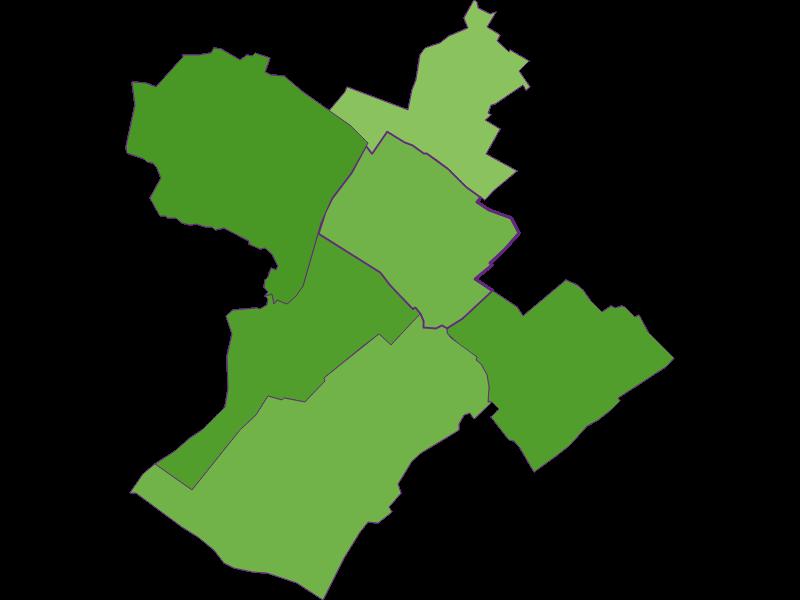 Заселенность в Pama