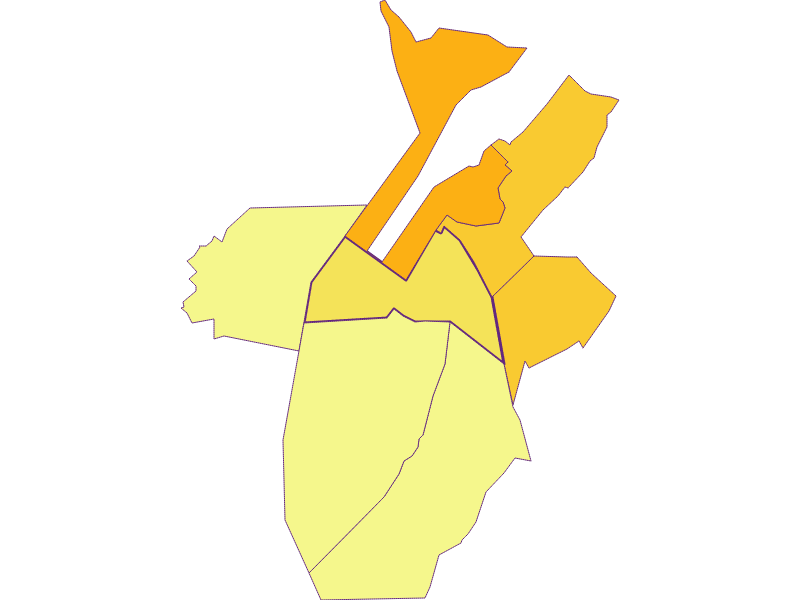 Population density in Podersdorf am See
