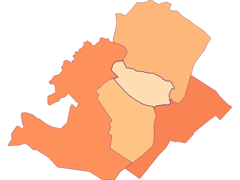 Размер домохозяйства в Potzneusiedl