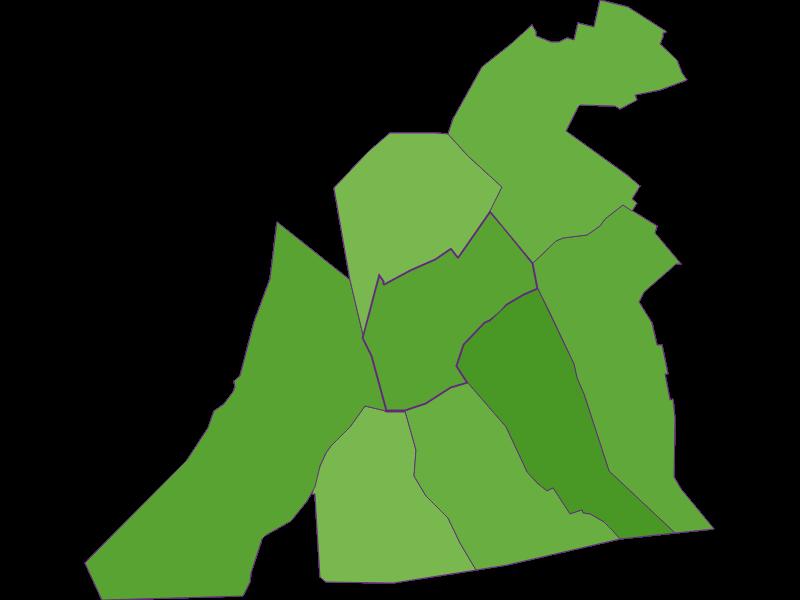 Заселенность в Sankt Andrä am Zicksee