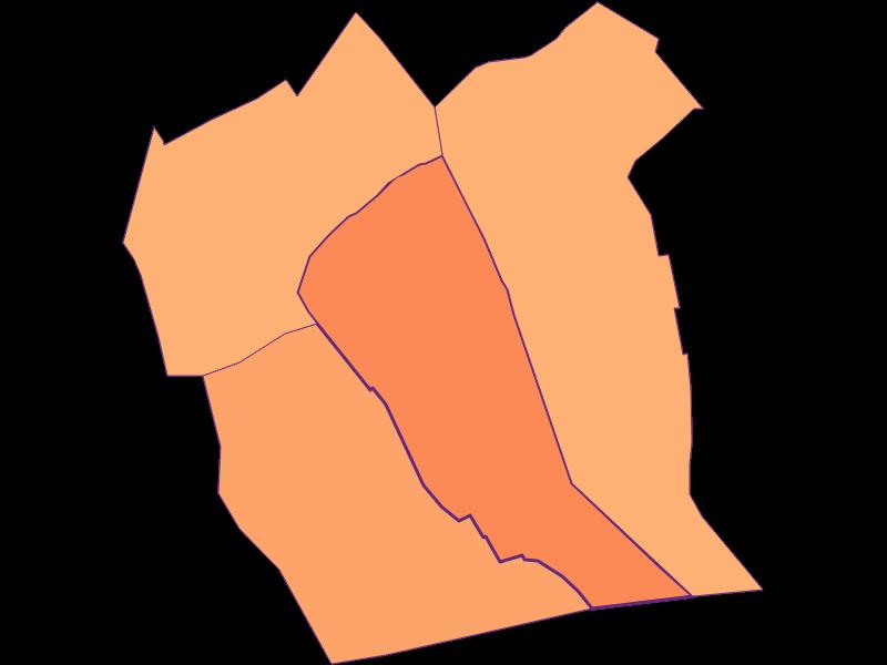 Размер домохозяйства в Tadten