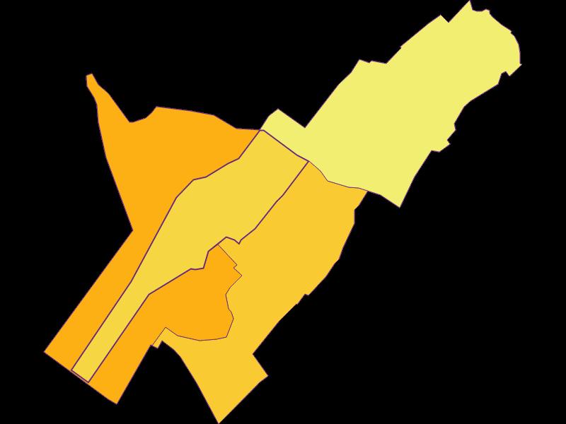 Population density in Weiden am See