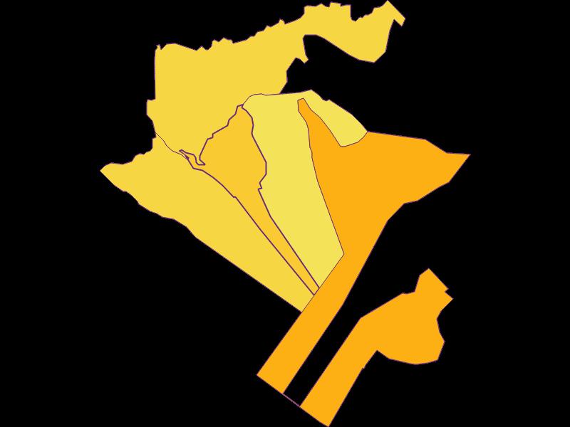 Плотность населения в Winden am See