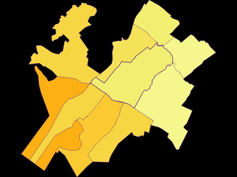 Population density in Zurndorf