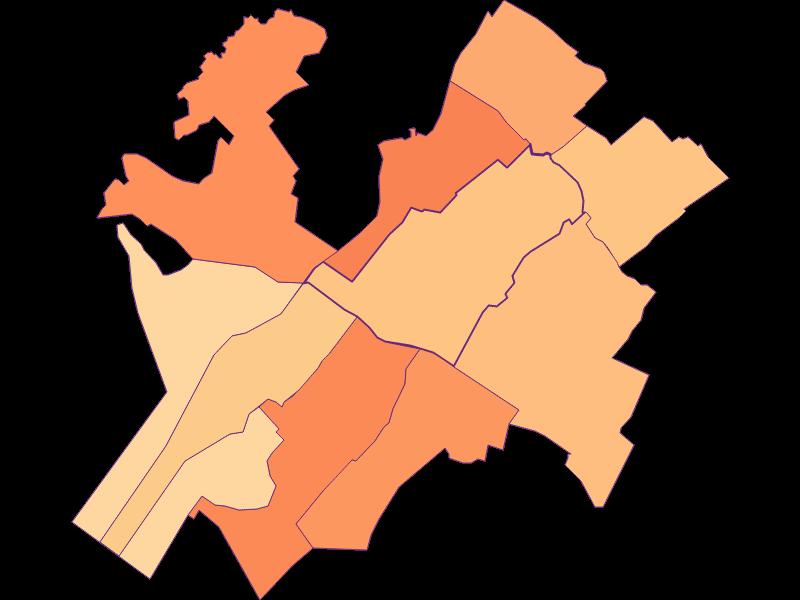 Household size in Zurndorf