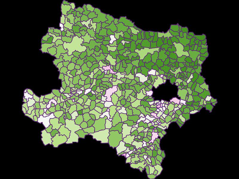 Besiedlung in Niederösterreich
