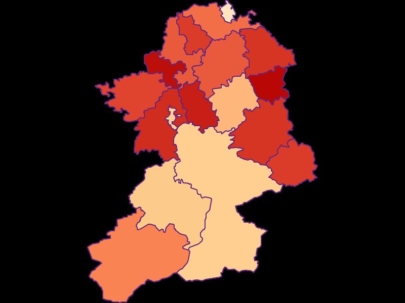 Household size in Scheibbs
