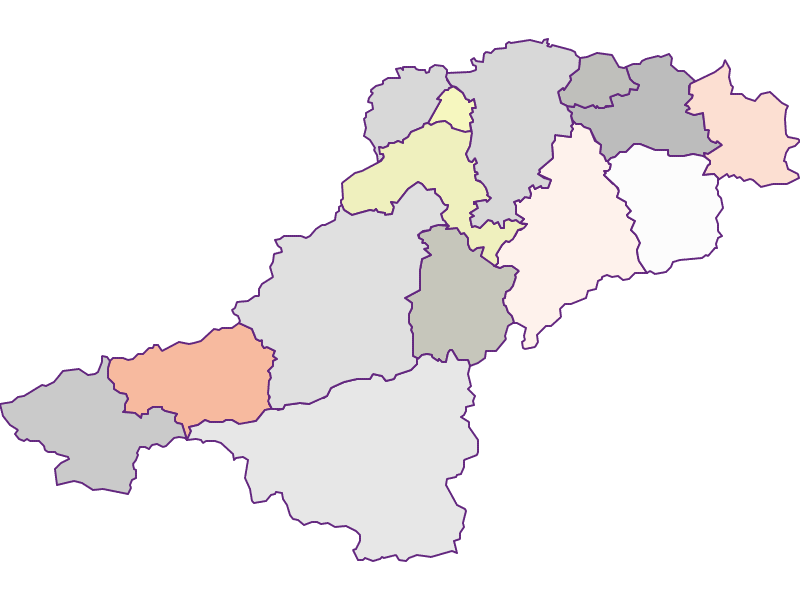 Farmers (comparison to federal state) in Lilienfeld