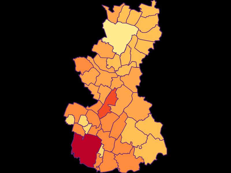 Городская жизнь в Gänserndorf