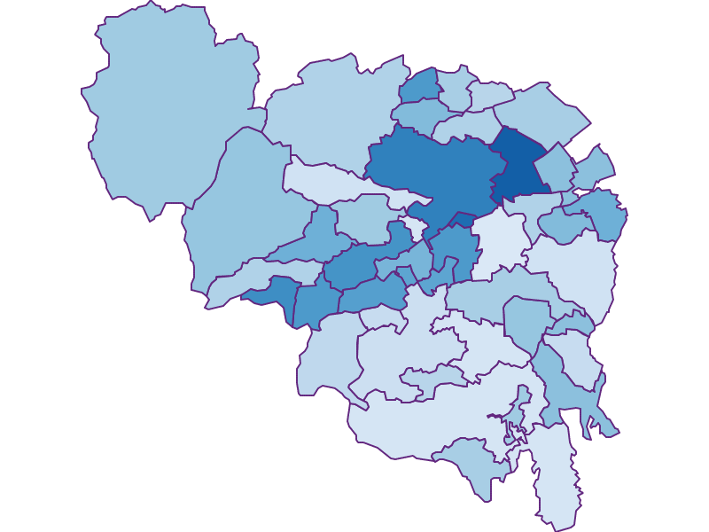 Безработица в Neunkirchen