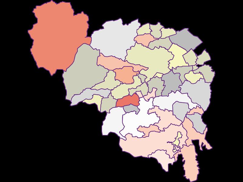 Фермеры (сравнение по Австрии) в Neunkirchen