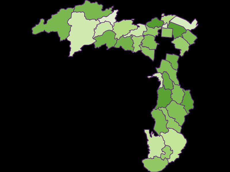 Заселенность в Wiener Neustadt(Land)