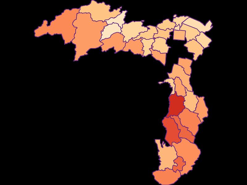 Размер домохозяйства в Wiener Neustadt(Land)