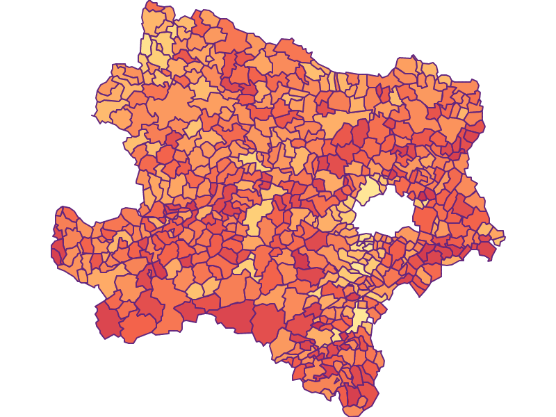 Sekundarbildung in Niederösterreich