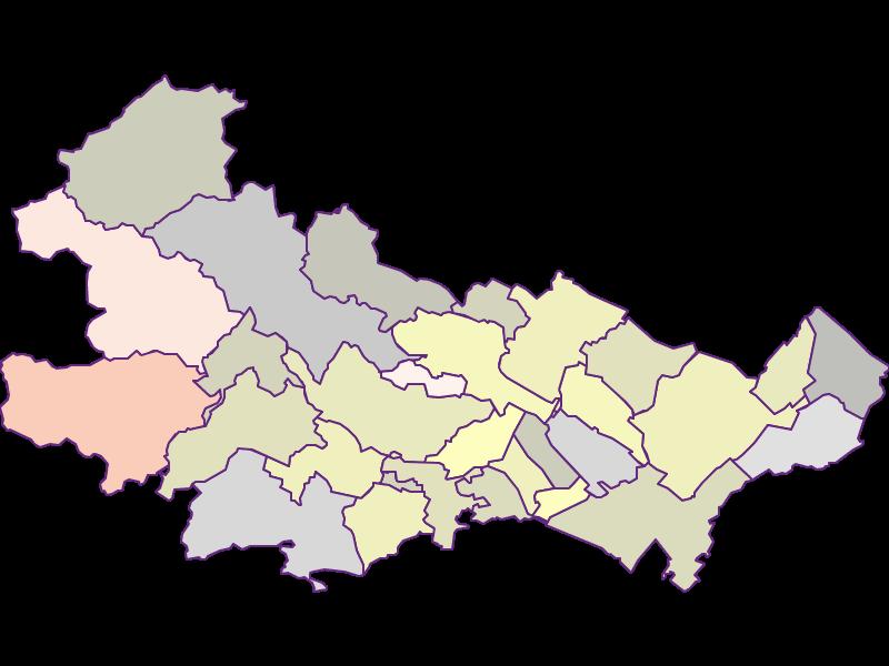 Landwirte (Österreich-Vergleich) in Baden