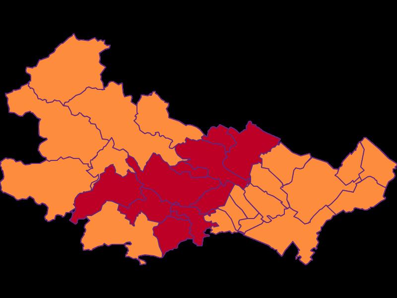 Urbanität in Baden