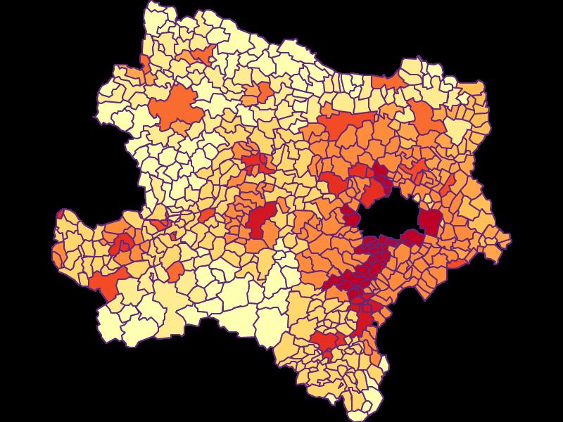 Urbanity in Niederösterreich