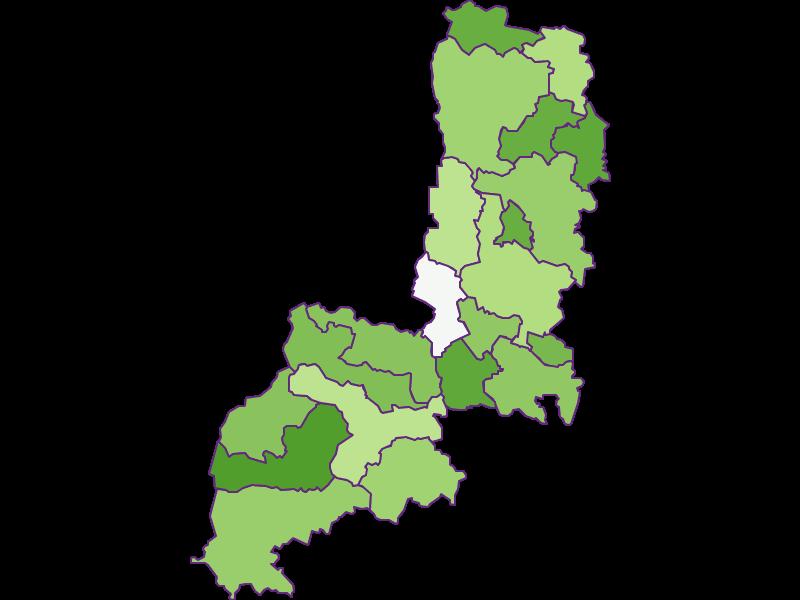 Заселенность в Gmünd