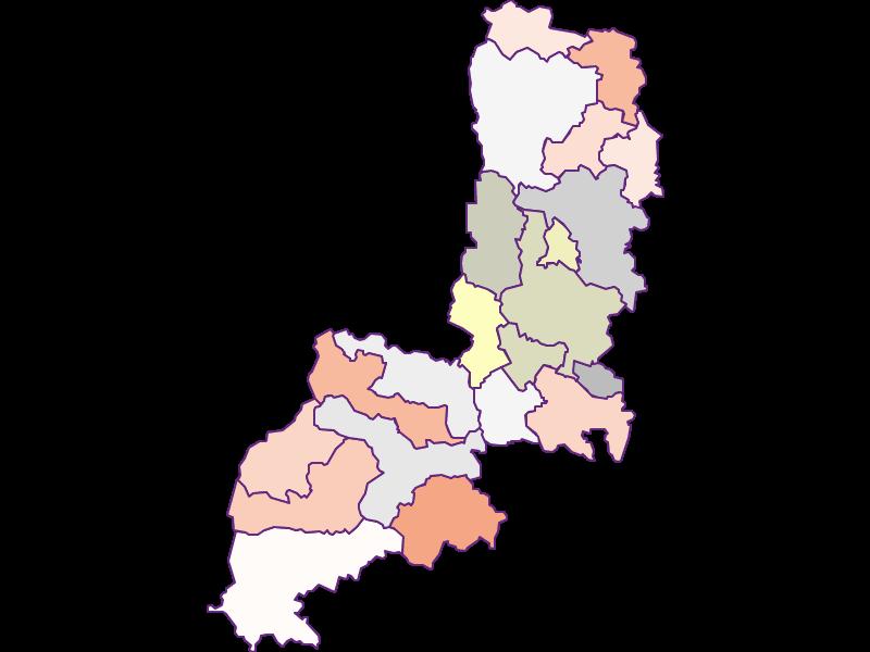 Фермеры (сравнение по Фед. землям) в Gmünd
