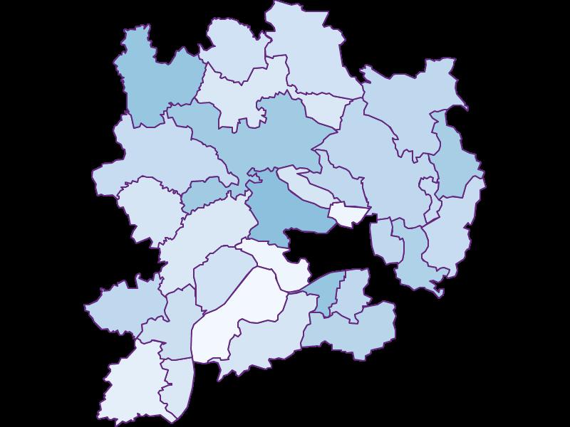 Unemployment in Krems(Land)