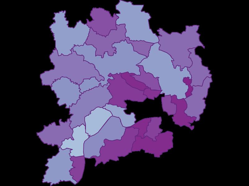 Commuter in Krems(Land)