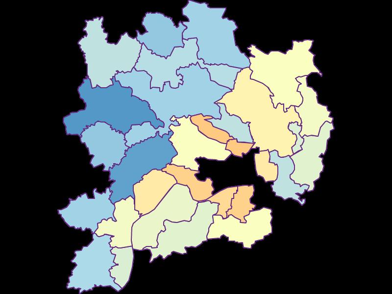 Tertiary education in Krems(Land)