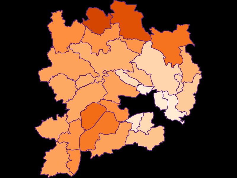 Second residences in Krems(Land)