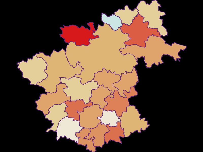 Демография с 2011 года в Zwettl