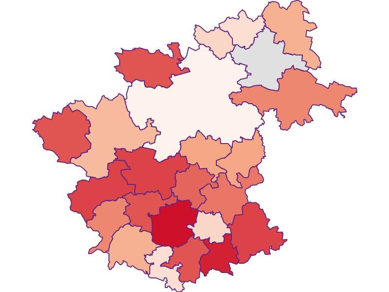 Фермеры (сравнение по Австрии) в Zwettl