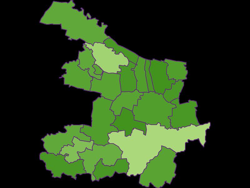 Settlement in Hollabrunn