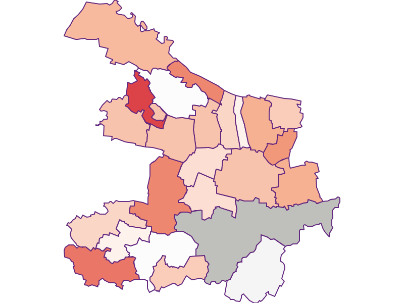 Farmers (comparison to Austria) in Hollabrunn