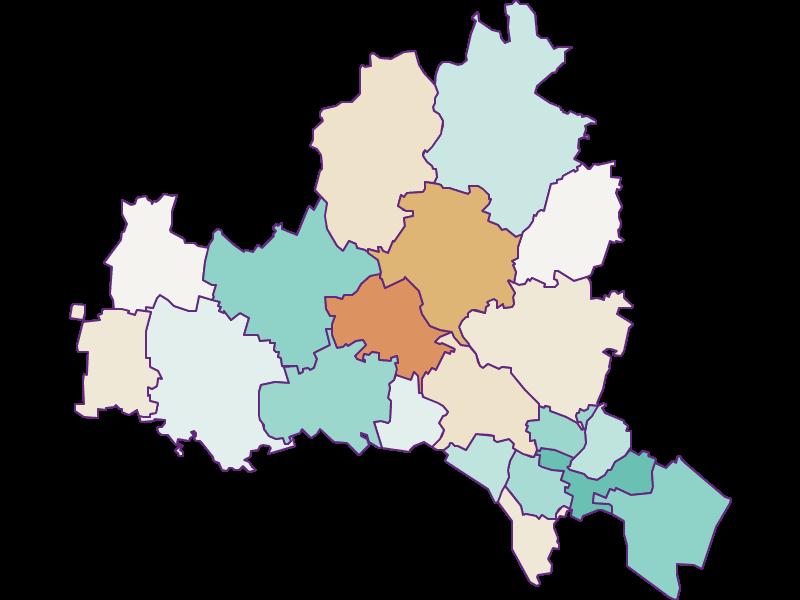 Демография с 2011 года в Korneuburg