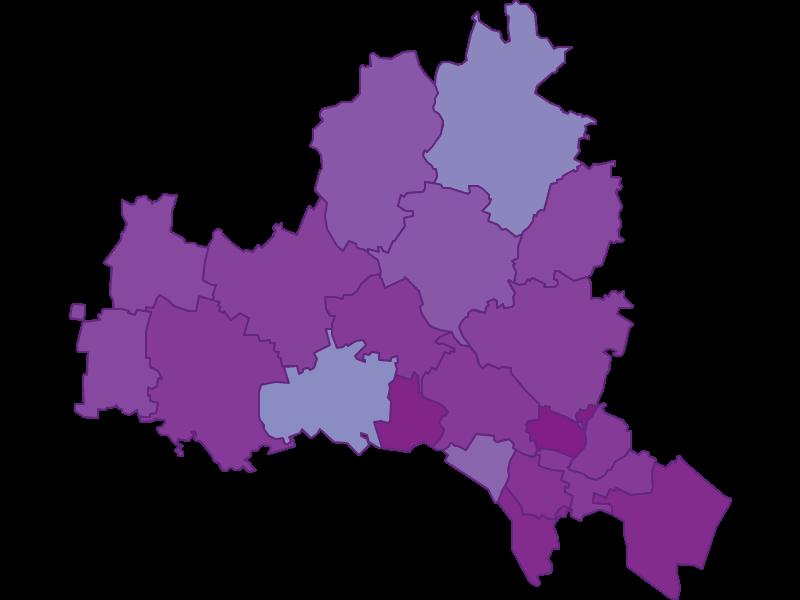 Маятниковые мигранты в Korneuburg