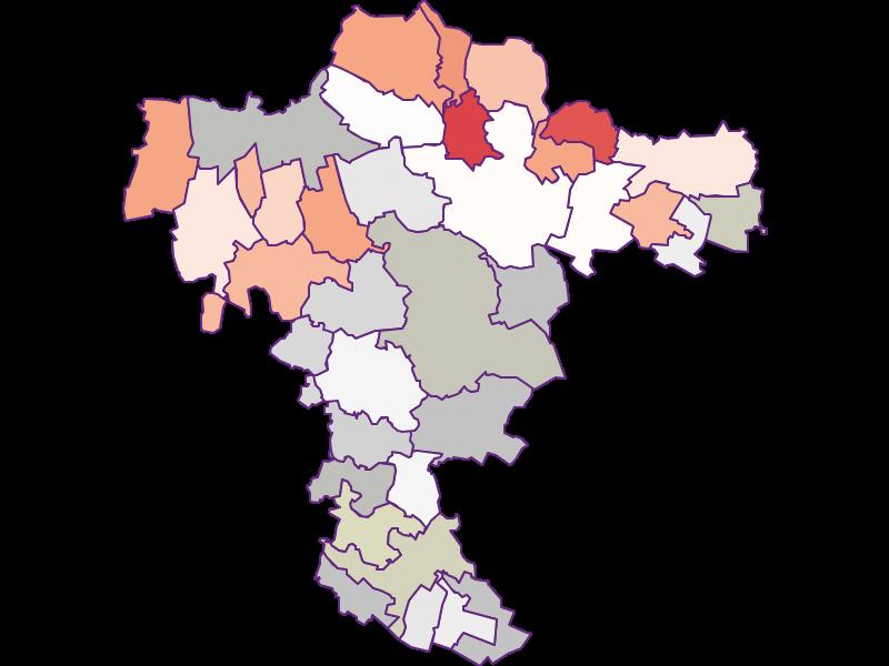 Фермеры (сравнение по Австрии) в Mistelbach