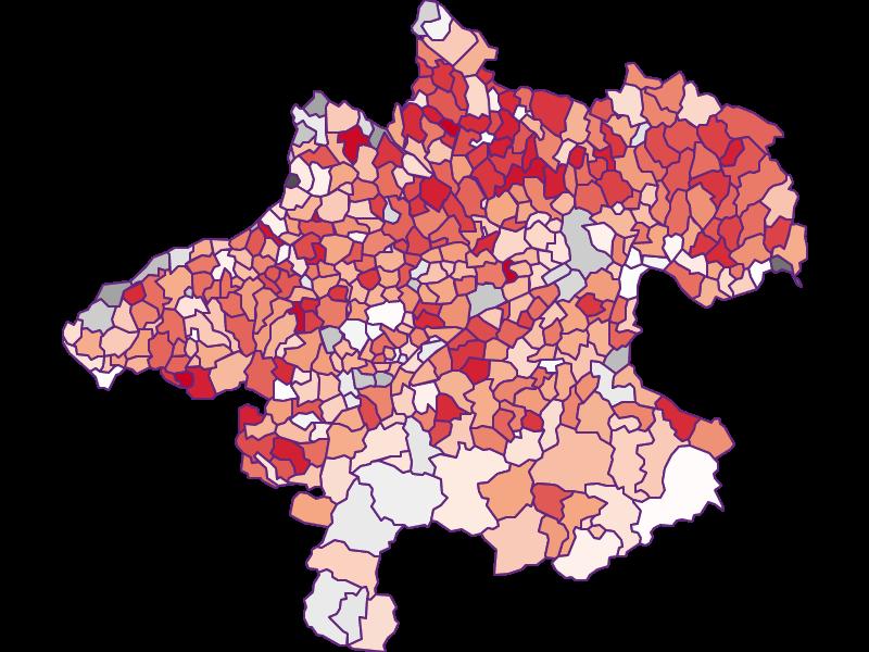 Bevölkerungsaktivität | Oberösterreich