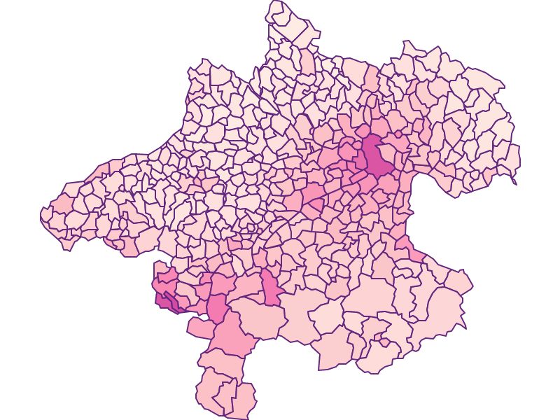 Property Price: Upper Austria - Austria - Geography, business and economics, statistics | Similio