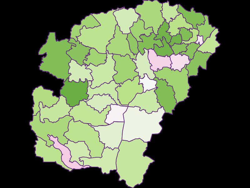 Settlement in Vöcklabruck