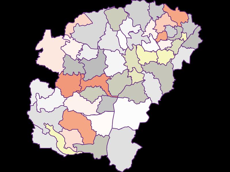 Farmers (comparison to Austria) in Vöcklabruck