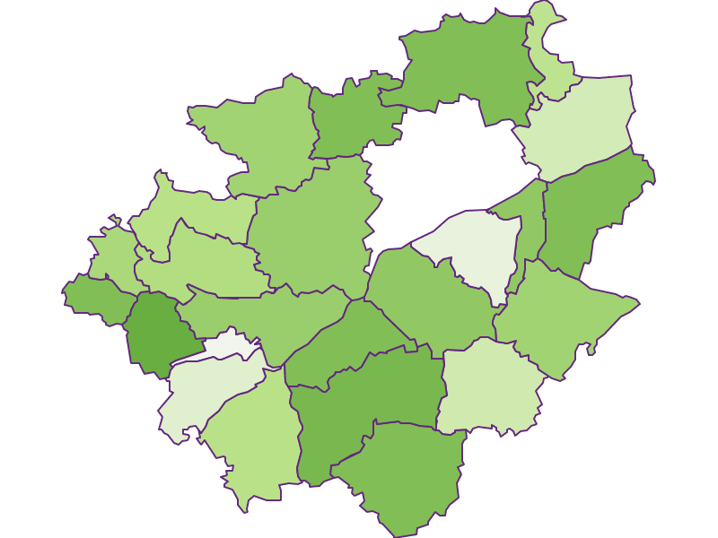 Заселенность в Wels-Land