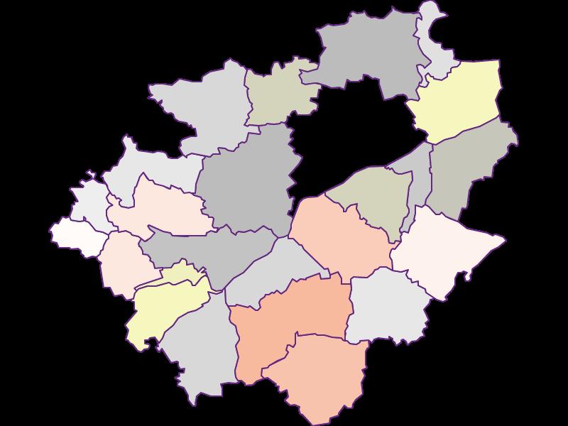 Фермеры (сравнение по Австрии) в Wels-Land